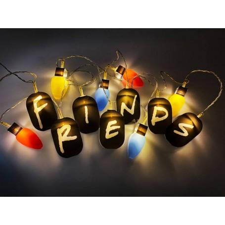Friends Guirlande lumineuse 2D Logo