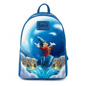 Disney by Loungefly sac à dos Fantasia Sorceror Mickey