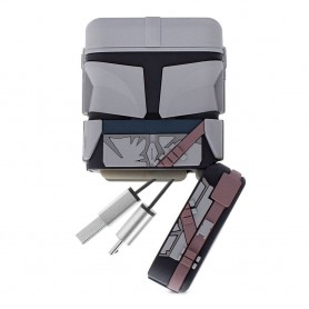 Star Wars The Mandalorian PowerSquad Câble de chargement 3in1 The Mandalorian