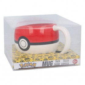 Pokemon mug 3D Pokeball