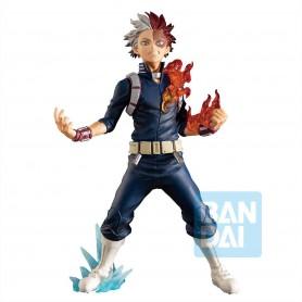 My Hero Academia statuette PVC Ichibansho Shoto Todoroki (Next Generations! feat. Smash Rising) 18 c