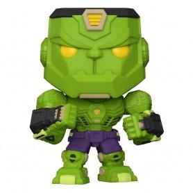 Marvel Mech Figurine POP! Vinyl Hulk 9 cm