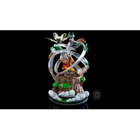 Avatar, le dernier maître de l'air figurine Q-Fig Max Elite Aang 23 cm