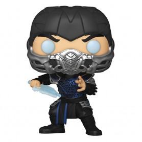 Mortal Kombat Movie POP! Movies Vinyl figurine Sub Zero 9 cm
