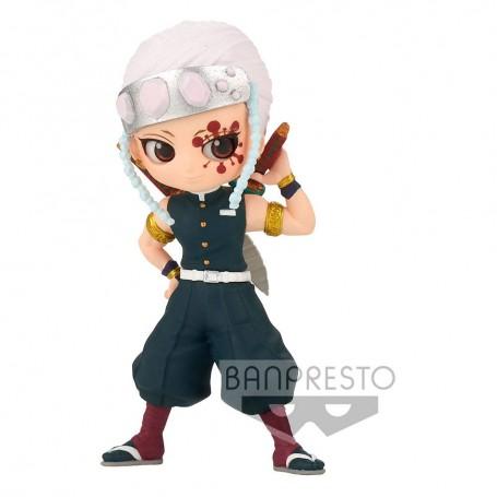 Demon Slayer Kimetsu no Yaiba figurine Q Posket Petit Tengen Uzui Vol. 4 7 cm