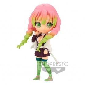 Demon Slayer Kimetsu no Yaiba figurine Q Posket Petit Mitsuri Kanroji Vol. 4 7 cm