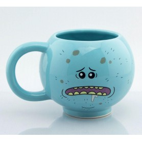 Rick & Morty mug 3D Mr Meeseeks