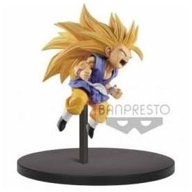 DBZ Son Goku Fes!! Vol10 Super Saiyan 3 Son Goku 10cm