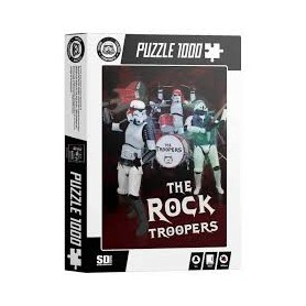SW PUZZLE 1000PCS THE ROCK TROOPERS