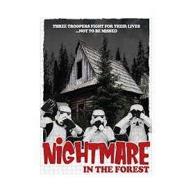 SW PUZZLE 1000PCS NIGHTMARE IN THE FOREST