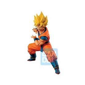 Dragon Ball Super Our Goku No.1 Super Saiyan Son Goku Ichibansho figure 18cm