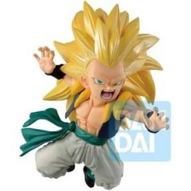 Dragon Ball Z Rising Fighters Super Saiyan3 Gotenks Ichibansho figure 11cm