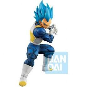 Dragon Ball Super Super Saiyan God Super Saiyan Evolved Vegeta Ichibansho figure 18cm