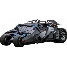 The Dark Knight Véhicule Movie Masterpiece 1/6 Batmobile 73 cm