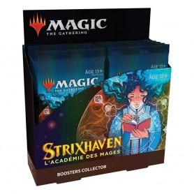 Magic the Gathering Strixhaven : l'Académie des Mages présentoir boosters collectors (12) *FRANCAIS*