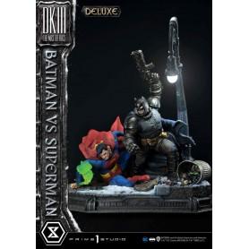 DC Comics statuette Batman Vs. Superman (The Dark Knight Returns) Deluxe Bonus Ver. 110 cm