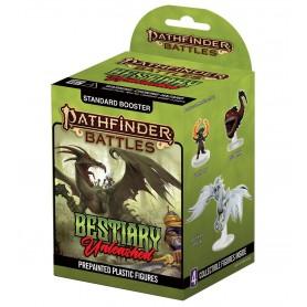 Pathfinder Battles : Bestiary Unleashed Booster Brick (carton de 8)