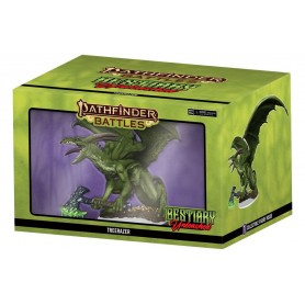 Pathfinder Battles : Bestiary Unleashed - Premium Set : Treerazer 18 cm
