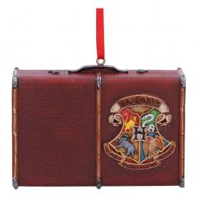 Harry Potter décorations sapin Hogwarts Suitcase (carton de 4)