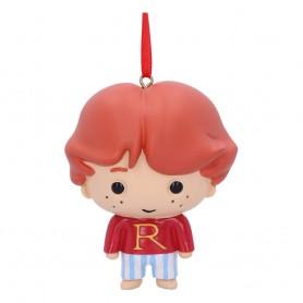 Harry Potter décorations sapin Ron (carton de 4)