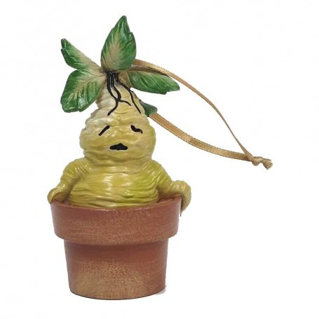 Harry Potter décorations sapin Mandrake (carton de 4)