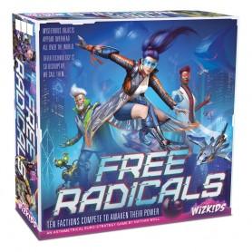 Free Radicals jeu de plateau *ANGLAIS*