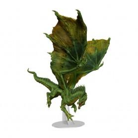 D&D Icons of the Realms miniature Premium prépainte Adult Green Dragon