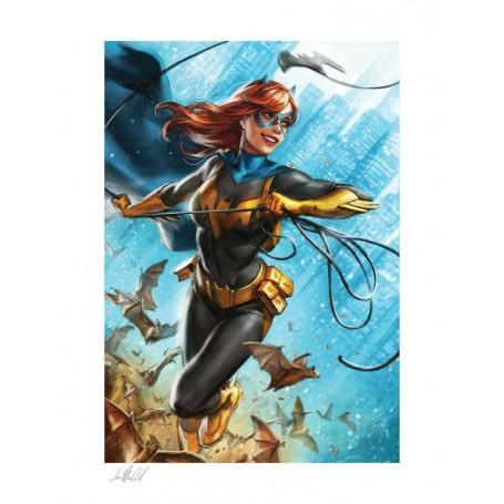 DC Comics impression Art Print Batgirl: The Last Joke 46 x 61 cm non encadrée