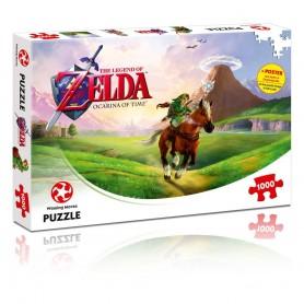 Legend of Zelda Puzzle Ocarina of Time (1000 pièces)