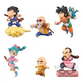 Dragon Ball Super assortiment statuettes WCF ChiBi 7 cm 30th Anniversary Vol. 1 (12)
