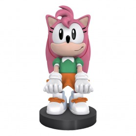 Sonic The Hedgehog Cable Guy Amy Rose 20 cm