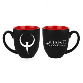 Quake Champions mug Oversize Logo