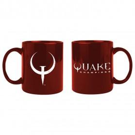 Quake Champions mug Logo