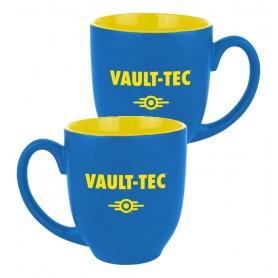Fallout mug Vault-Tec Logo Blue/Yellow