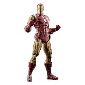 Marvel The Origins Collection Comic Masterpiece figurine 1/6 Iron Man 33 cm