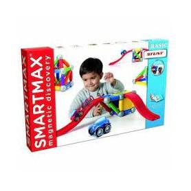 smartMax BASIC STUNT / Les Cascadeurs véhicules et pièces mixtes 48 pcs