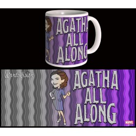 Wandavision mug Agatha All Along