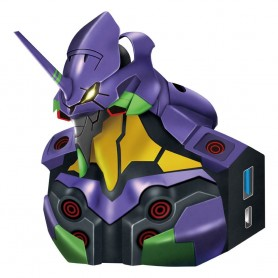 Evangelion 1.0 You Are (Not) Alone Hub USB EVA-01 9 cm