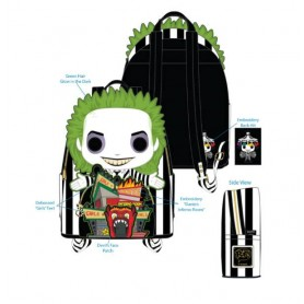 Beetlejuice POP! by Loungefly sac à dos Dantes Inferno