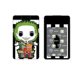 Beetlejuice POP! by Loungefly étui pour carte de transport Classic Mouse