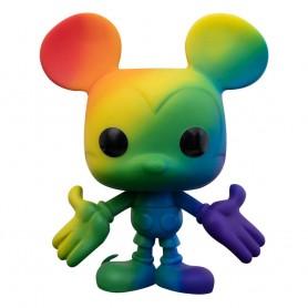 Disney POP! Pride Vinyl figurine Mickey Mouse (RNBW) 9 cm
