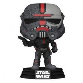 Star Wars: The Bad Batch POP! TV Vinyl Figurine Hunter 9 cm