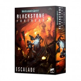 Pack d'extension Blackstone Fortress : Escalade (VF)