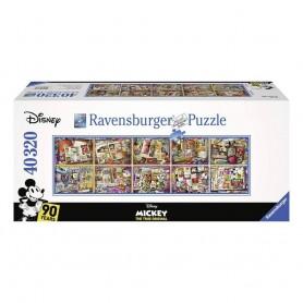 Disney puzzle Mickey's 90th Birthday (40320 pièces)