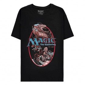 Magic the Gathering T-Shirt Logo Art (L)