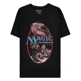 Magic the Gathering T-Shirt Logo Art (M)