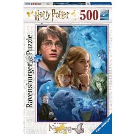 Harry Potter puzzle Harry Potter à Poudlard (500 pièces)