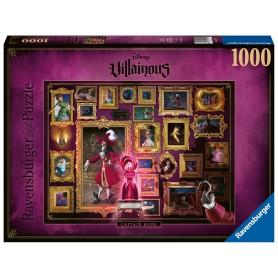 Disney Villainous puzzle Capitaine Crochet (1000 pièces)