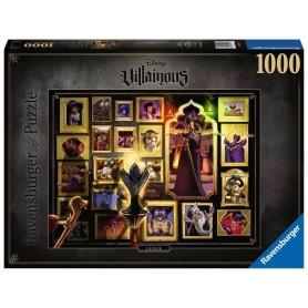 Disney Villainous puzzle Jafar (1000 pièces)