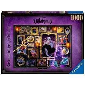 Disney Villainous puzzle Ursula (1000 pièces)